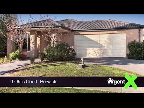 AgentX Real Estate Berwick Presents - 9 Oldis Court Berwick Property Tour