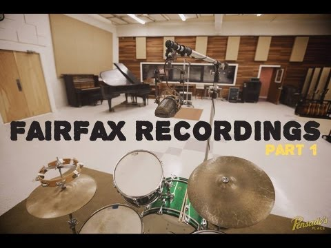 Fairfax Recordings Studio Tour (Part1) - Pensado's Place #130