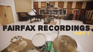 Fairfax Recordings Studio Tour (Part1) - Pensado