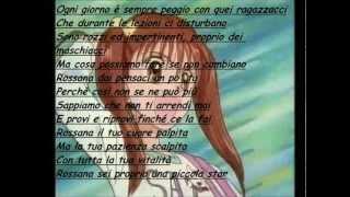 Sigla Rossana+Testo