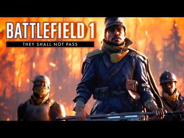 DLC de Battlefield 1 está gratuita na Microsoft!