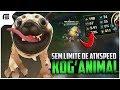 watch he video of KOG'ANIMAL ADC, CADA LATIDA É UM HIT, ULTRAPASSANDO OS LIMITES DE ATKSPEED - Fiv5 - [ PT-BR ]
