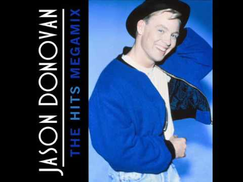 JASON DONOVAN   -   Too Many Broken Hearts  (Extended Remix)