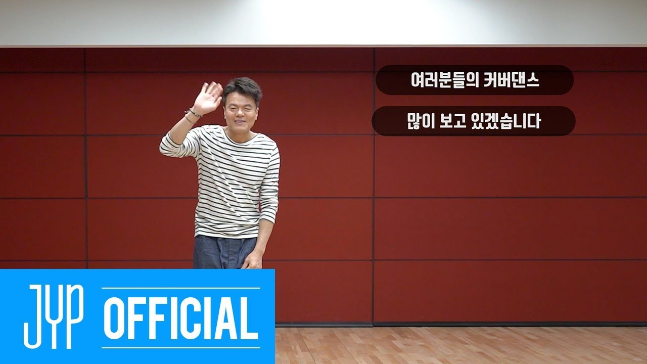 """박진영 (J.Y. Park) """"When We Disco (Duet with 선미)"""" Dance Lesson Video"""