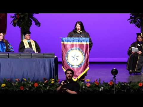 TSTC In Harlingen Summer 2016 Commencement Ceremony - Education & Industrial Divisions