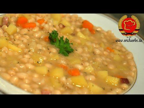 Rezept #141: Weiße Bohnensuppe | Ostdeutsch Kochen