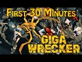 GIGA WRECKER | First 30 Minutes | New game from Game Freak! (Metroidvania)
