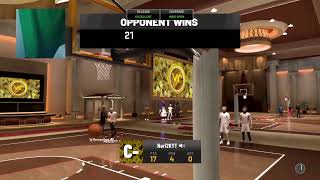 NBA2k20 BEST COMP 15 YEAR OLD STREAKING 10K COURT MEMBER OF #OTG