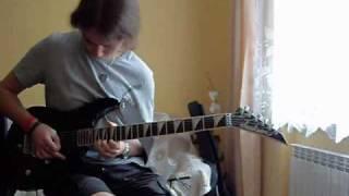 """Nevermore-""""This Sacrament"""" guitar cover"""