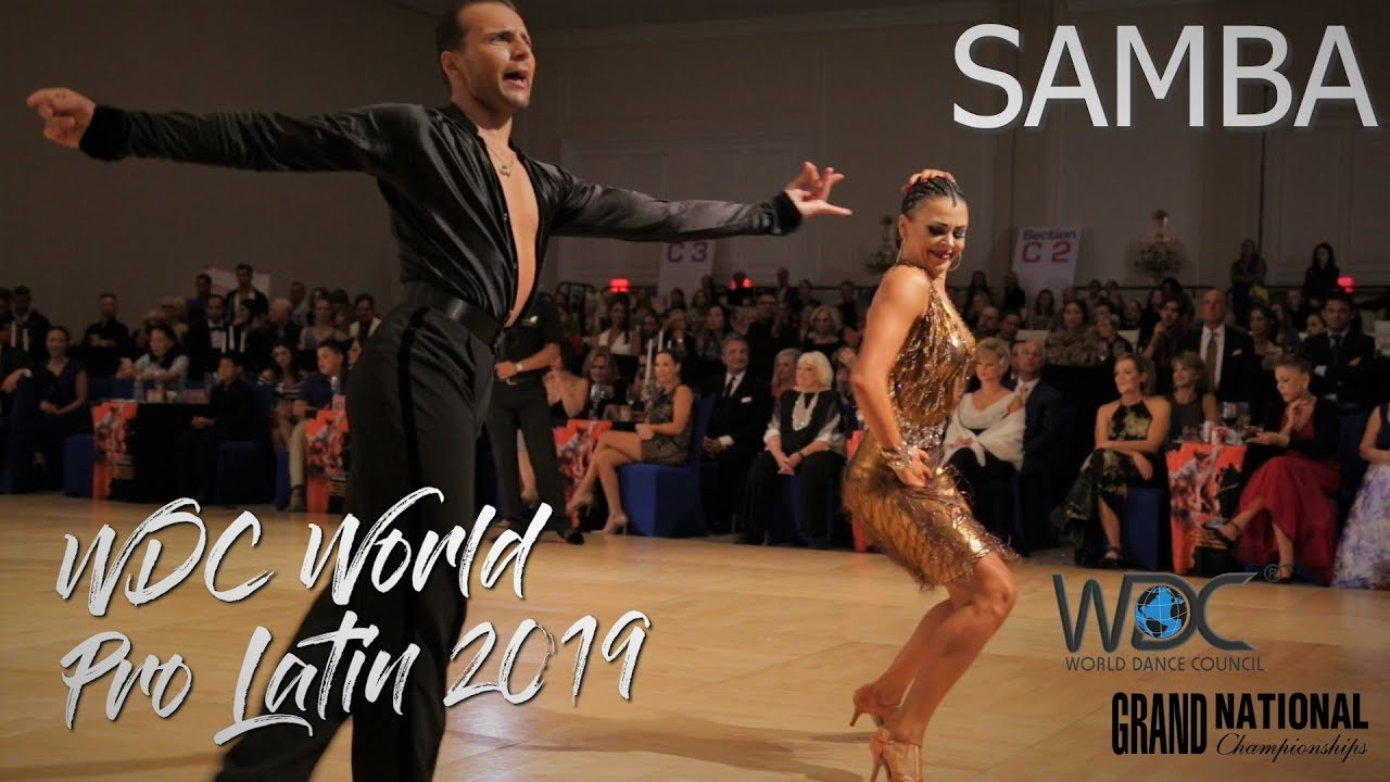 WDC World Professional Latin Championships 2019 I Samba I R2