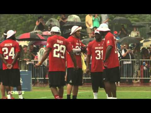 Pro Bowl Wired - Eric Berry
