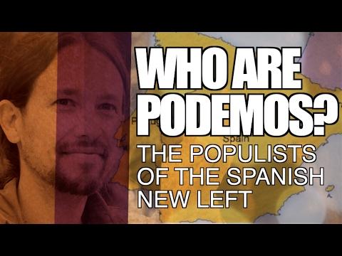 Who are PODEMOS?