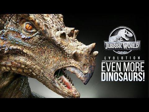 NEW DINOSAUR SPECIES CONFIRMED?! | Jurassic World: Evolution News