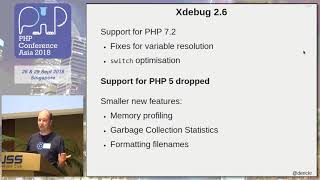 What's New in Xdebug? - PHPConf.Asia 2018