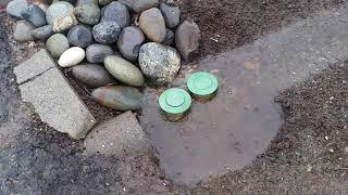 видео Дождевая канализация
