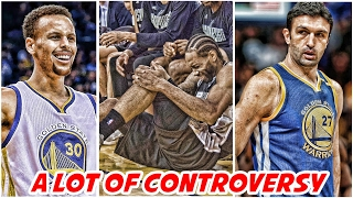 The Controversy surrounding the Warriors win and Kawhi Leonard