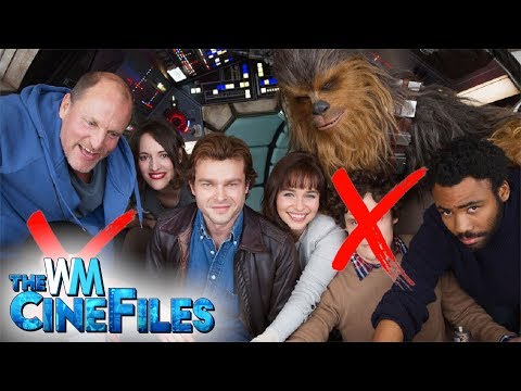 Star Wars Han Solo Film HIRES Ron Howard, FIRES Lord & Miller  The CineFiles Ep. 26