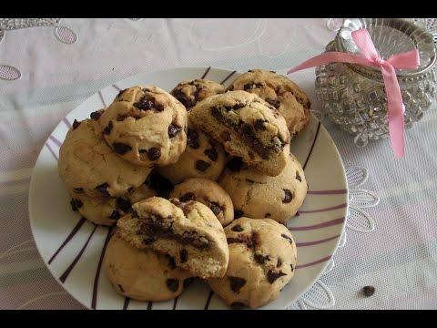recette-cookies-fourrés-au-nutella❤