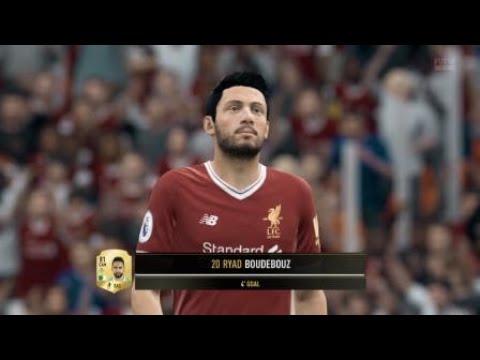 Ryad boudebouz fifa 18 fifa 18 4318 review