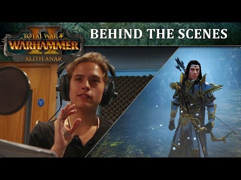 Total War: WARHAMMER 2 - Alith Anar Behind The Scenes