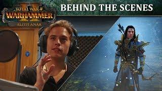 Total War: WARHAMMER 2 - Alith Anar Behind the Scenes