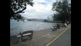Sembawang Park Jetty Fishing Hotspot