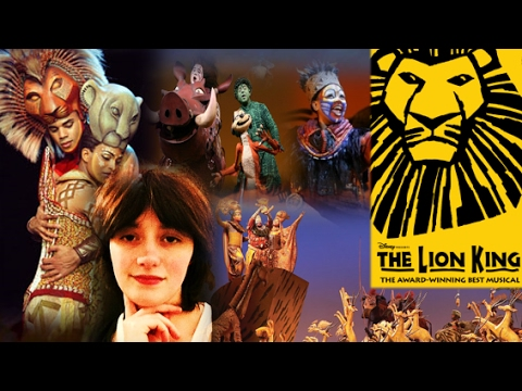 Broadway Baby Reviews: The Lion King