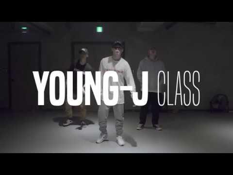 Young-J Class | Bangloose remix - Bironnex | Justjerk Dance Academy