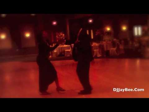 Talented Detroit Ballroom Dance Couple - R. Kelly - Step in the Name of Love