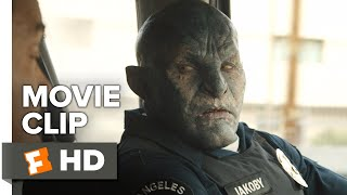 Bright Movie Clip - Show Me the Face an Orc Makes (2017)   Movieclips Coming Soon