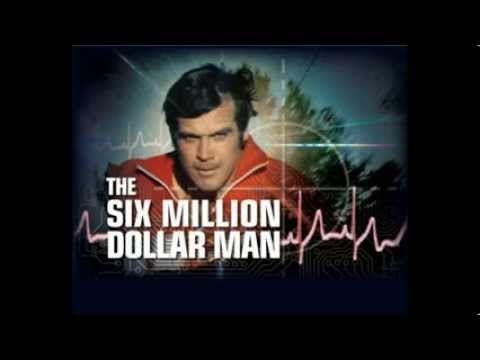 Six Million Dollar Man Sound Effects Clean