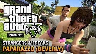 GTA 5 PC - Paparazzo / Beverly [100% Gold Medal Walkthrough]