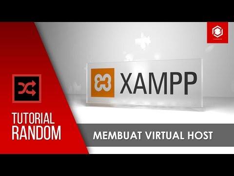 Virtual Host   Cara Membuat Virtual Host di XAMPP Dengan Mudah