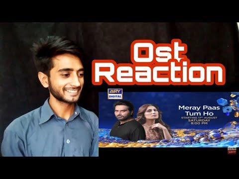 meray-paas-tum-ho-ost-|-humayun-saeed-|-ayeza-khan-|-ary-digital-|-reaction-|-review-|-hamza-views