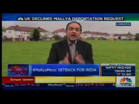 UK DECLINES MALLYA DEPORTATION REQUEST
