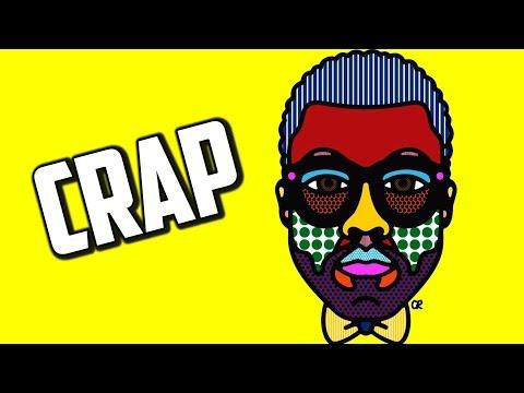 Kanye West - FAMOUS Parody 💩
