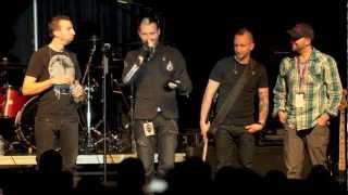 Thousand Foot Krutch - Best Indie Artist/Group - We Love Award Winner 2012
