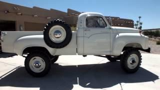1959 Studebaker Napco Promo Truck