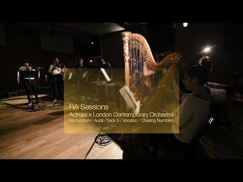 RA Sessions: Actress X London Contemporary Orchestra | Resident Advisor