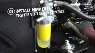 How To Change Your Engine Oil and Filter - John Deere 1025R