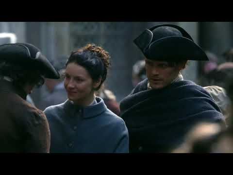 Outlander 306 Claire meets the adult Fergus