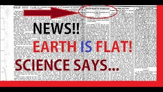 When Was Ball Earth established as SCIENCE FACT?