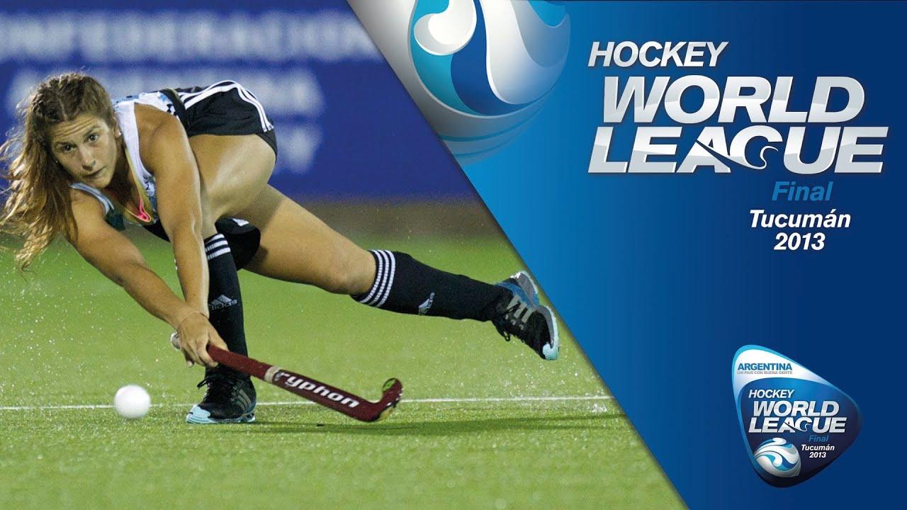 Argentina Vs Korea - Womens Hockey World League Final 05 -3229