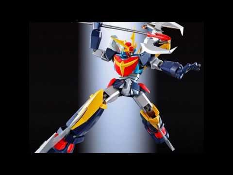 BANDAI Soul Of Chogokin GX-82 FULL ACTION DAITARN 3 - Music ITA