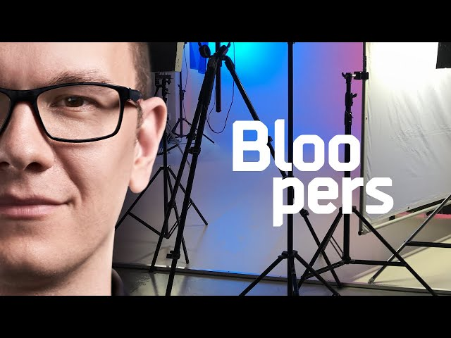 Bloopers! By Dr. Bertalan Meskó - The Medical Futurist