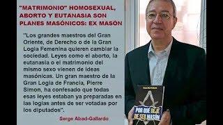 MASONAS DETRAS DEL ABORTO EXPUESTAS.
