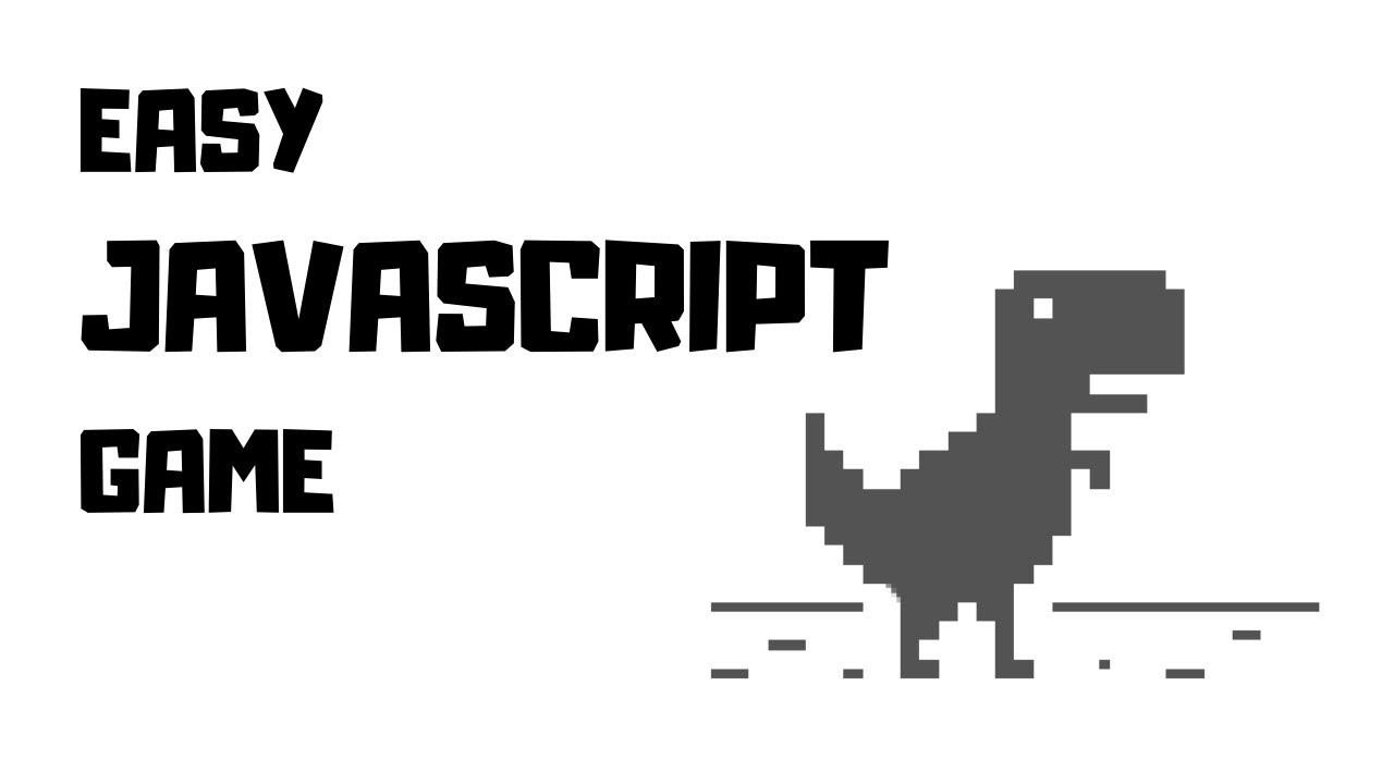 Easy JavaScript Game Tutorial