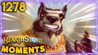 Lorewalker Cho IS THE BEST ANTI-COMBO CARD! | Hearthstone Daily Moments Ep.1278
