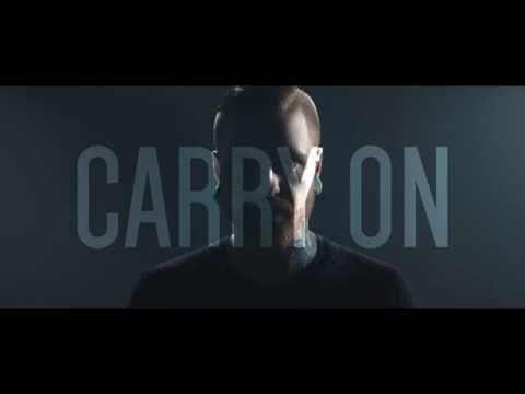 Memphis May Fire - Carry On (Official Lyric Video)