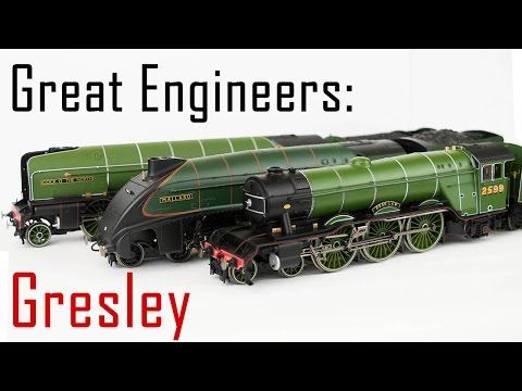 Great Engineers: A Day with Gresley Locomotives (6)
